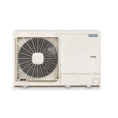 Hitachi Yutaki RASM-5NE Τριφασική Αντλία Θερμότητας Μεσαίων Θερμοκρασιών Monoblock 14kW